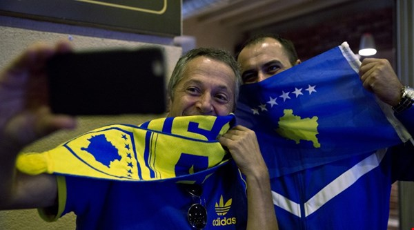 Here's why the Kosovo national football team are the heroes of the international break