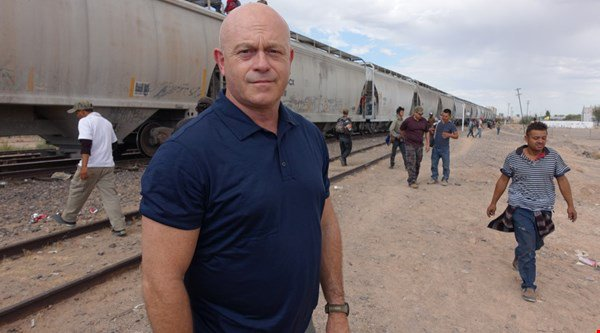 Gangs, terrorists, war zones … now Brexit threatens Ross Kemp