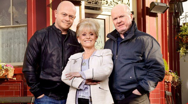 EastEnders return 'was maybe my midlife crisis' says Ross Kemp