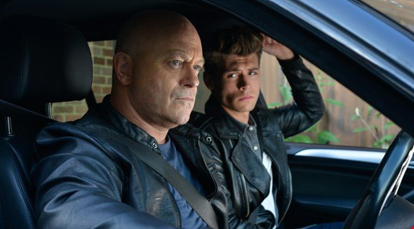 Grant Mitchell finds out Mark Junior is his son as secret comes out… only 21 years later