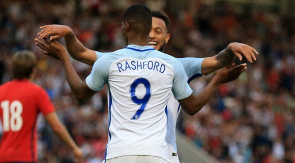 Marcus Rashford scored on his debut yet again – to the surprise of no one