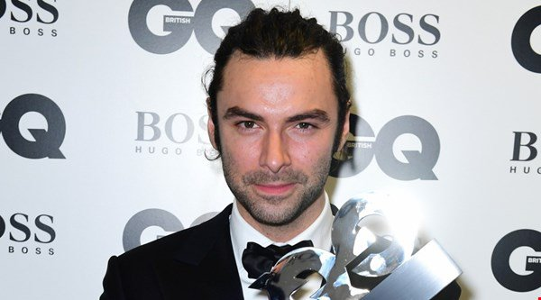 Aidan Turner triumphs at the GQ Men of the Year Awards – but who else won?