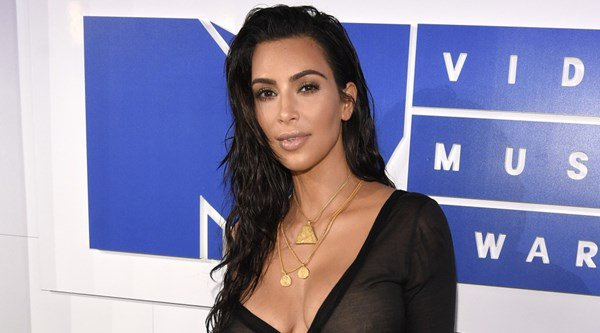 Kim Kardashian steps out in yet another eye-popping outfit
