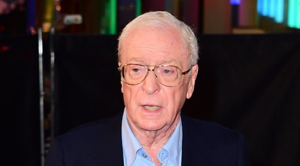 Sir Michael Caine blames writers for lack of working class characters on screen