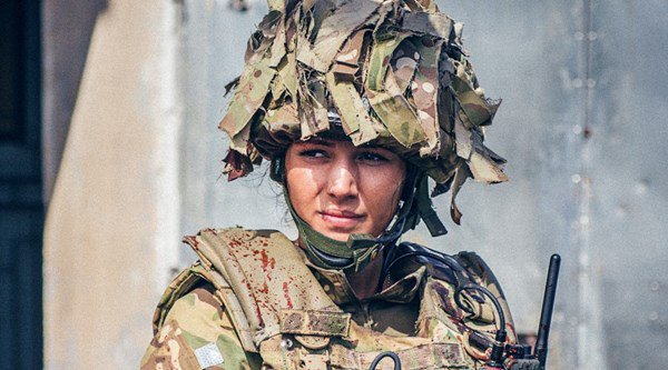 High praise for Michelle Keegan in Our Girl… but viewers still miss Lacey Turner