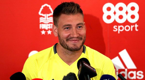 Nicklas Bendtner joins Nottingham Forest and admits, 'I've made many mistakes'