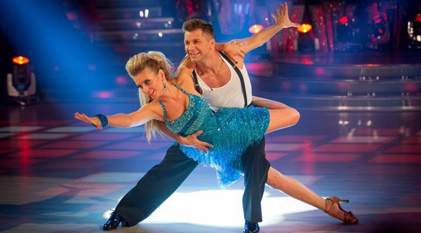 Pasha Kovalev won't let Strictly curse take Rachel Riley away from him