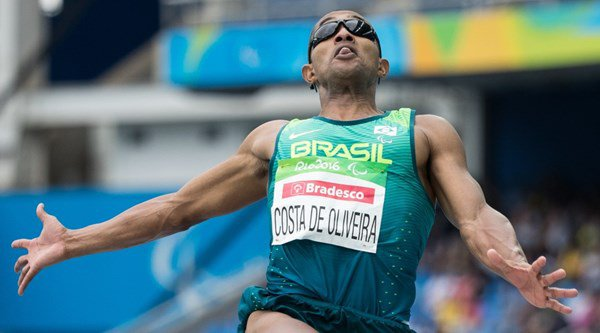 Here's why Ricardo Costa de Oliveira is Brazil's new Paralympic hero