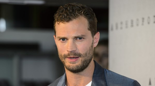"Jamie Dornan's 50 Shades reveal: ""It's just another job"""