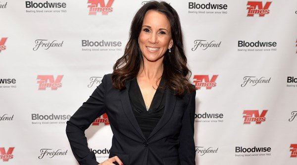 Chaos at Loose Women as Andrea McLean walks off shaking after spider prank
