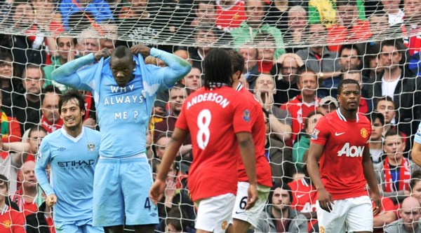 Mario Balotelli's 'Why Always Me?' celebration, as told by the man who printed the shirt