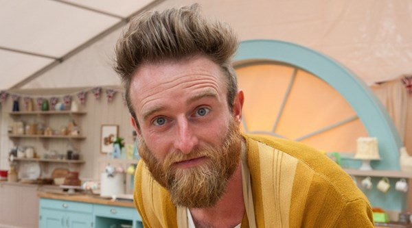 Guess what Great British Bake Off 'bingate' contestant Iain Watters chose as his wedding cake?