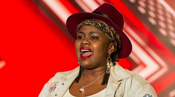 Nine years later and … Anelisa Lambola is back on The X Factor!