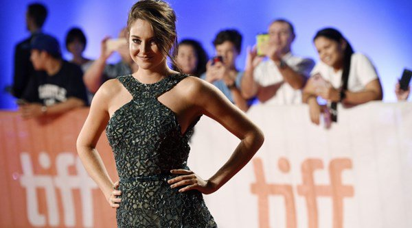 See Shailene Woodley, Leonardo DiCaprio and Dakota Fanning's red carpet looks at TIFF 2016