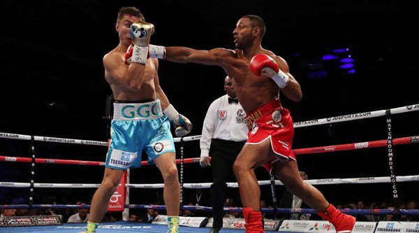 Kell Brook walked away from his fight against Gennady Golovkin with a broken eye socket… and a lot of support on Twitter