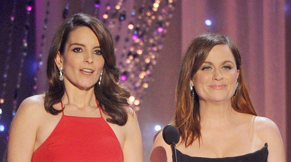 Tina Fey and Amy Poehler share creative arts Emmy gold as SNL hosts
