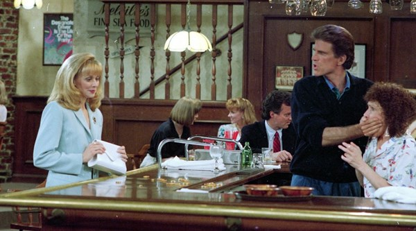 Stage adaption of Cheers TV shows opening in Boston