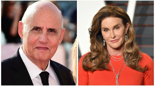 Transparent actor Jeffrey Tambor says Caitlyn Jenner is not a figurehead for the transgender community