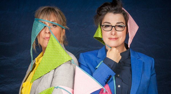 Famous fans and former Bake Off stars react to Mel and Sue's exit from the show