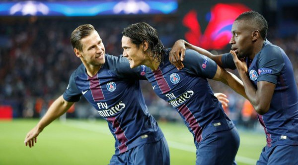 PSG netted in less than a minute leaving Arsenal fans suitably embarrassed