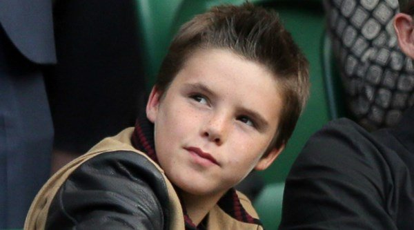 Cruz can 'really sing' says proud mum Victoria Beckham