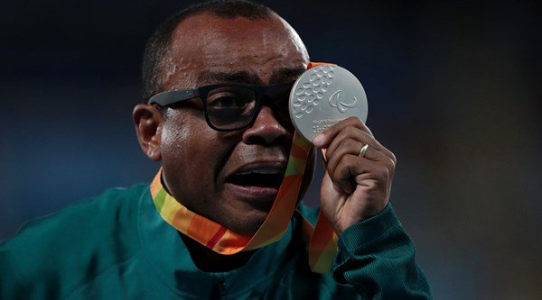 There's an amazing secret hidden inside the Paralympic medals