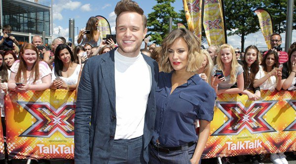 Christopher Maloney: Caroline Flack and Olly Murs dragged X Factor down