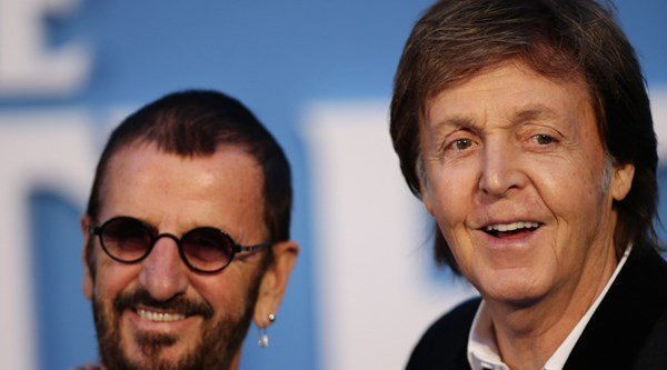 Paul McCartney got 'emotional' over Beatles film