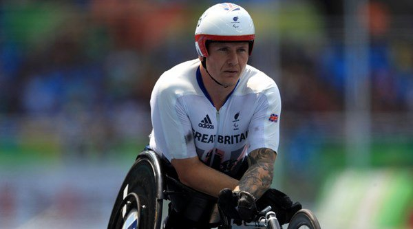 Paralympic star 'gutted to miss son's birth for terrible performance'