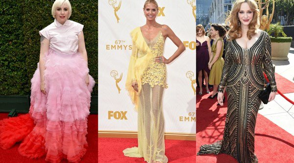 Emmy Awards worst-dressed: are these some of the most eye-watering fashion fails over the years?