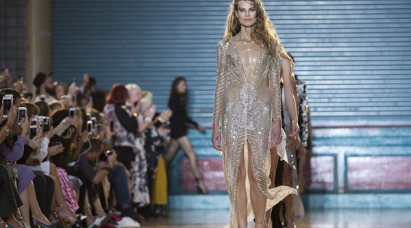 See London Fashion Week from a celeb's eye view