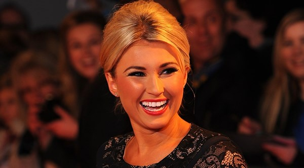 Billie Faiers is expecting baby number two