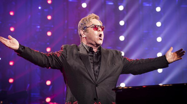 Rocketman Sir Elton John delivers Wonderful Crazy Night at Apple Music Festival