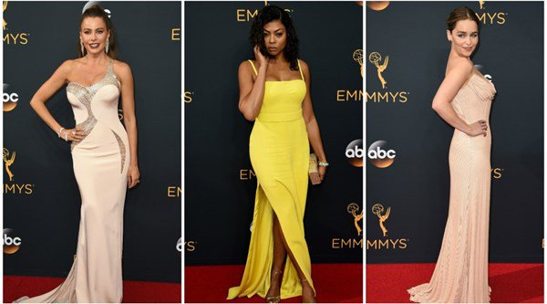 Who were the best-dressed stars at the Emmy Awards?