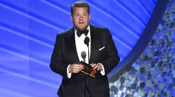 Back to Blighty? James Corden hoping to bring his US TV show to the UK