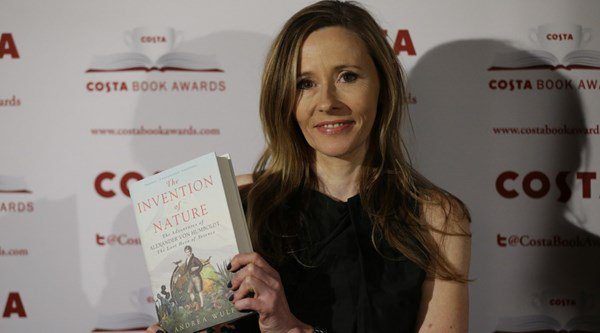 Brian Cox announces winner of the £25,000 'Booker Prize of science writing'