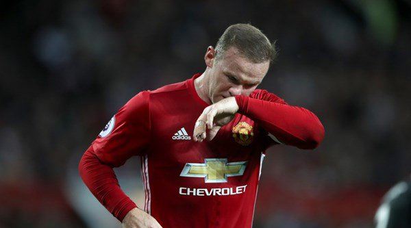 Just how bad is Wayne Rooney right now? Here's what the numbers say