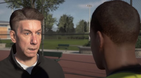 EA Sports' Journey mode is sure to be the most realistic and stressful Fifa game yet
