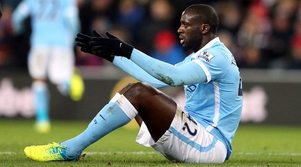 Can anyone in football claim to have had a more eventful day than Yaya Toure?
