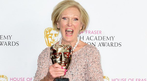 Mary Berry: Channel 4 Bake Off will be 'different' but Paul Hollywood can carry it off