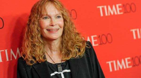 Mia Farrow pays tribute to 'wonderful' son Thaddeus