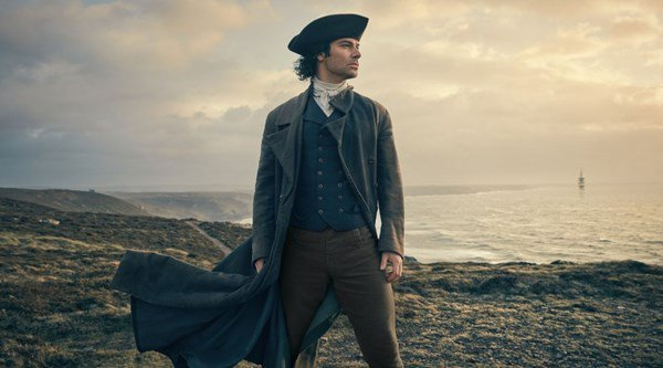 Aidan Turner: I'm so lucky to ride Poldark's horse for a living