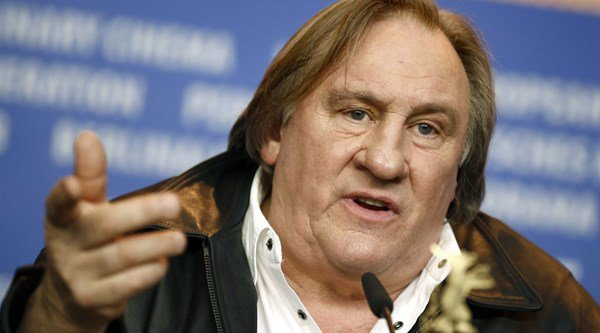 Gerard Depardieu: France is all fools and stinky cheeses