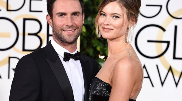 Adam Levine and Behati Prinsloo welcome their first child