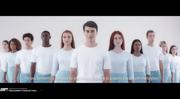 Attention! Synth product recall! The new Humans teaser is here