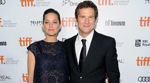 Guillaume Canet hits out at press over rumours Marion Cotillard had affair with Brad Pitt