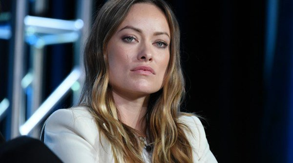 Pregnant Olivia Wilde reveals she is expecting a daughter as she voices support for Hillary Clinton