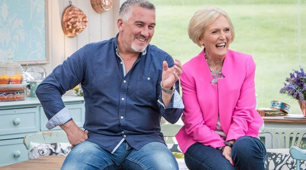 BBC and Channel 4 trade blows over Bake Off