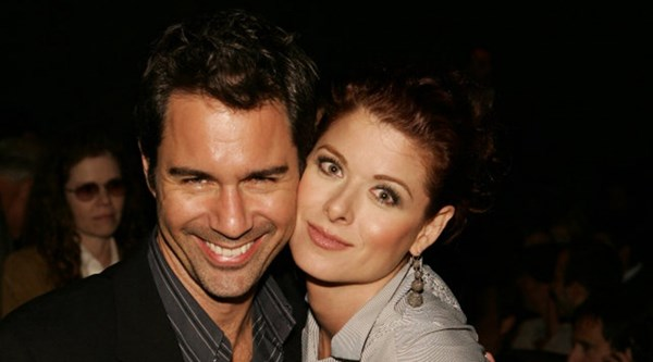 Fans losing it over Will and Grace reunion snap