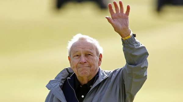 WATCH: Tributes are pouring in for golfing legend Arnold Palmer